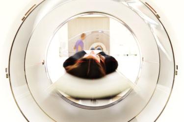人生初のMRI
