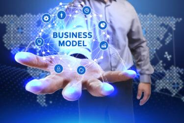 情報発信のビジネスモデル